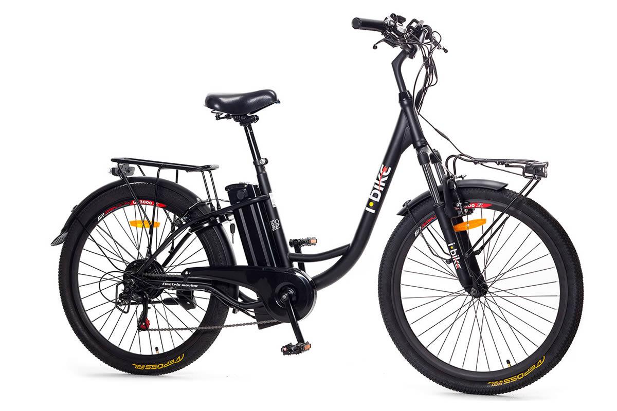 Risultato immagini per i-Bike City Easy Bicicletta
